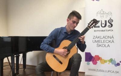 Dominik Paduch – Smižianska gitara 2021